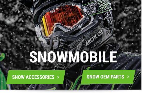 Arctic Cat Snowmobile Parts & Accessories